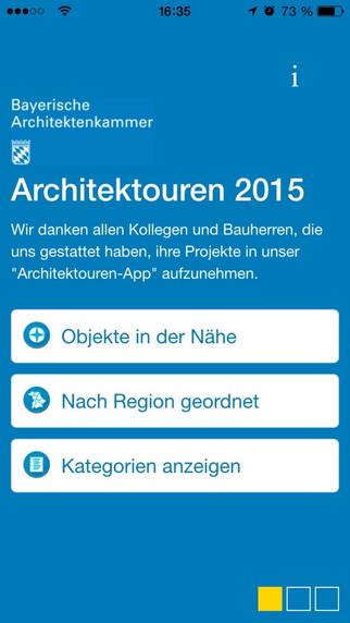 ByAK Architektouren