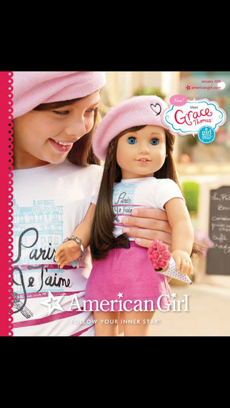 American Girl Catalogue