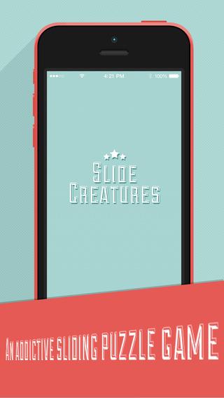 Sliding Creatures - Free Puzzle Slider