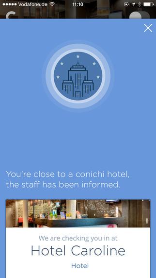 Conichi: Your smart hotel companion
