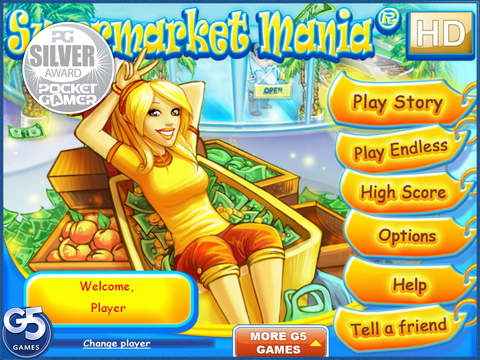 Supermarket Mania® HD (Full) Screenshots