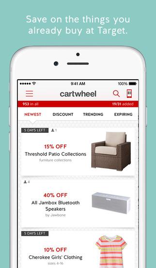 Cartwheel by Target screenshot 1