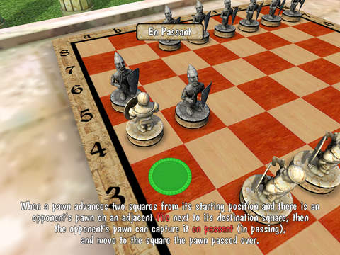 Warrior Chess HD Screenshot
