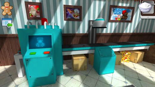 Christmas Game: Escape Santa's Workshop