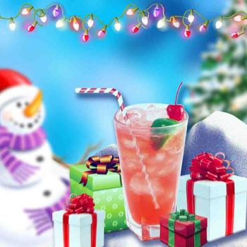 Christmas Special Slushie Maker Pro - awesome smoothie shake making game 遊戲 App LOGO-APP開箱王