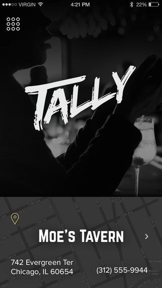 Tally.