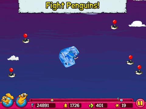 Jumping Finn Turbo screenshot 2