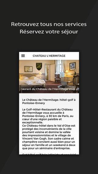 CHATEAU L'HERMITAGE