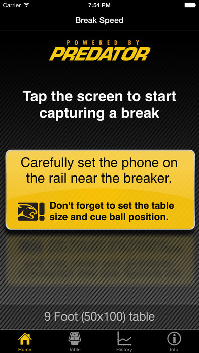 Break Speed iPhone Screenshot 3