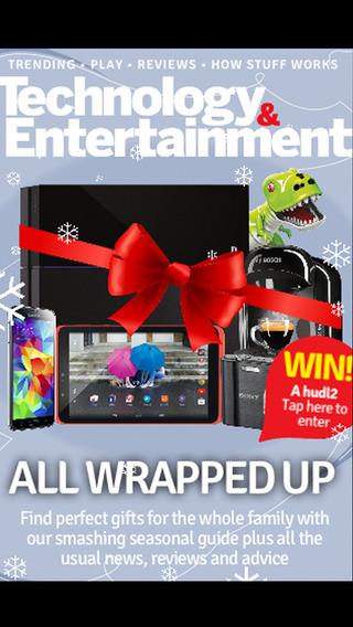 Tesco Technology Entertainment magazine