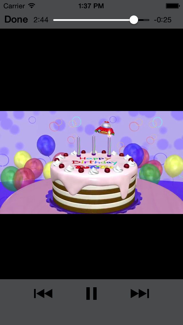 Happy Birthday Videos Share Your Video Without Download It Best