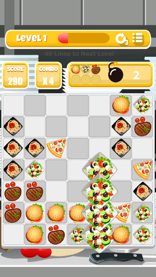Awesome Chef - The Food Matching Game