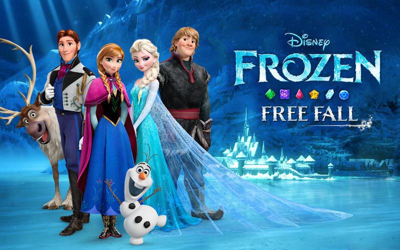 Frozen Free Fall Screenshot - 5