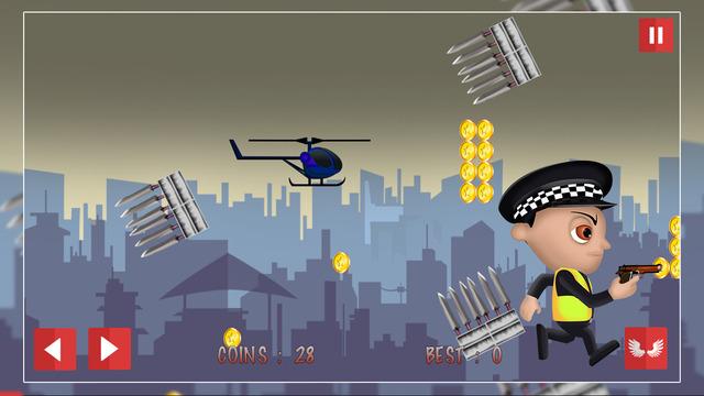 Police City Law Quest : The 911 Run Jail Escape Plan - PRO