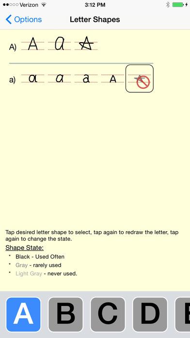 WritePad iPhone Screenshot 3