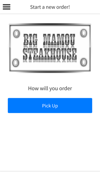 Big Mamou Steakhouse