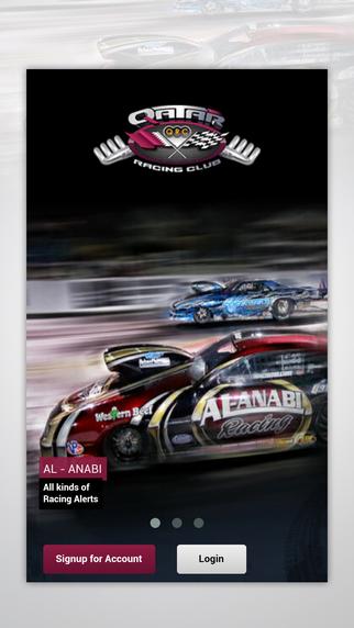 QRC Racing Alerts