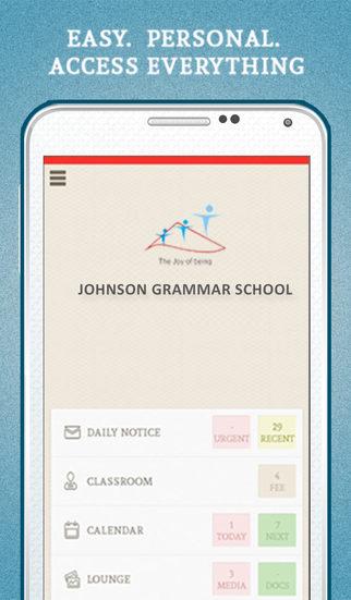 JOHNSON GRAMMAR SCHOOL - SENIOR