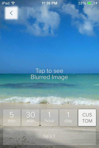 ebb - share your images without giving them away screenshot 2