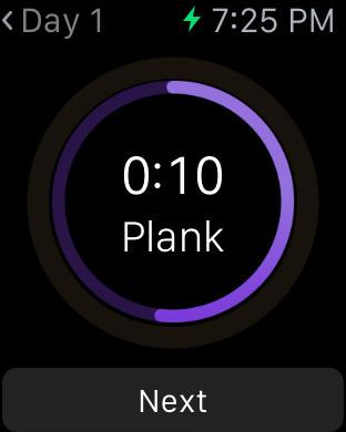 Plank 5 minutes - 30 days workout challenge Screenshots
