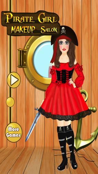 Pirate Girl Make Up Salon – Stylish girls fashion game