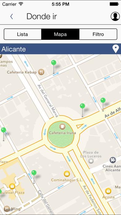 Informacion.es iPhone Screenshot 4