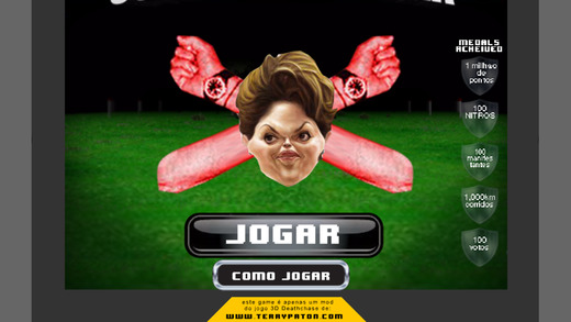 Corra Dilma Corra