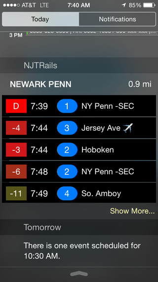 NJT PATH - NJ Transit and PATH Rail Schedules