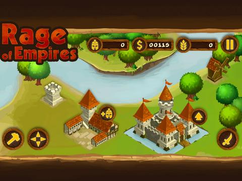 Rage Of Empires Pro screenshot 6