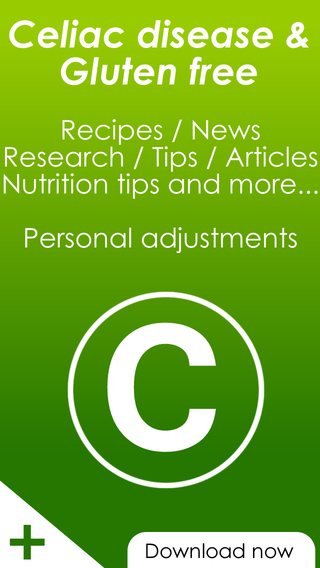 Celiac disease gluten free recipes news and healthy vegetarian tips