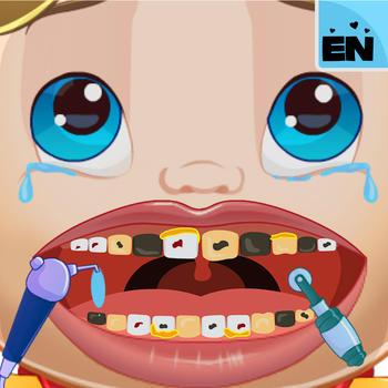 CiCi Princess Tooth Doctor-EN LOGO-APP點子