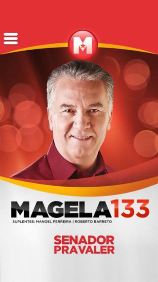 Magela 133 Senador