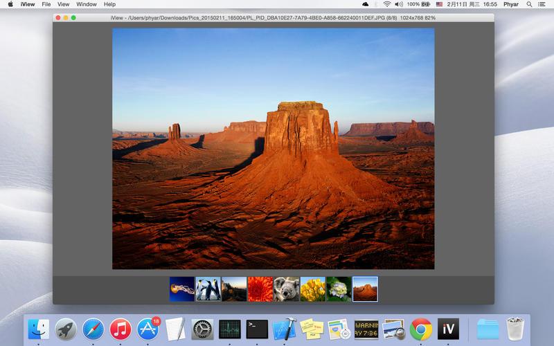iView Screenshot - 1
