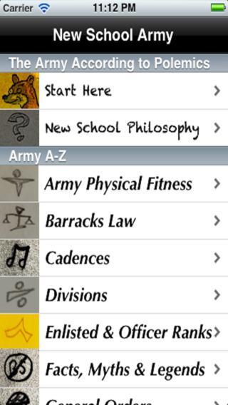 New School Army