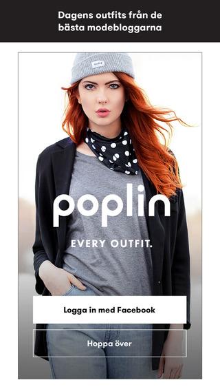 Poplin - dagens outfits från de bästa modebloggarna