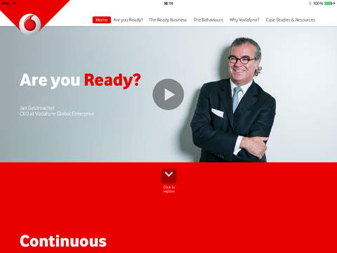 Vodafone Guide to Ready Business
