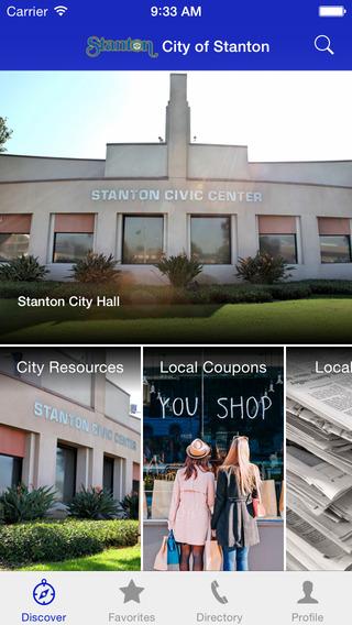 City of Stanton
