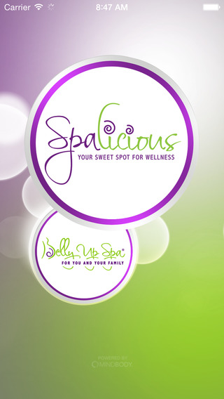 Spalicious Belly Up Spa