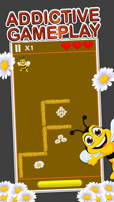 Be Bee - Beo Bees Game iPhone Screenshot 4