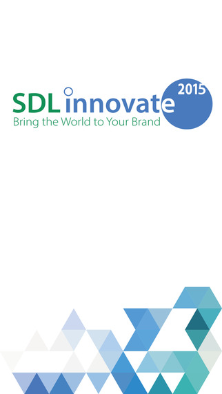 SDL Innovate 2015 Event App