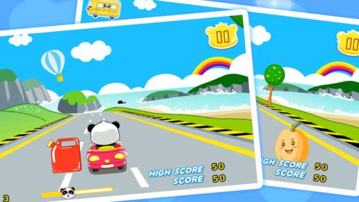 【免費遊戲App】Lets Go Karting-BabyBus-APP點子
