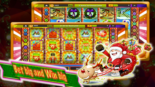 Slots of Merry christmas day-Free casino game