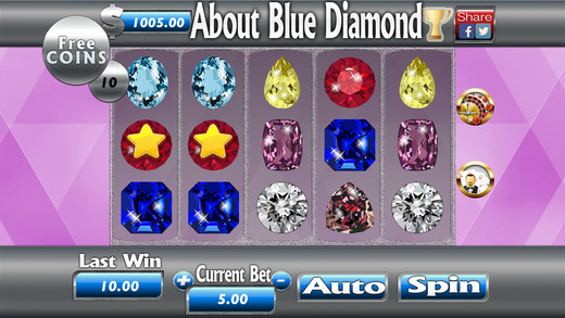 ``` 2015 ```` AAAA Aabbaut Blue Diamond- Spin and Win Blast with Slots Black Jack Roulette and Secre
