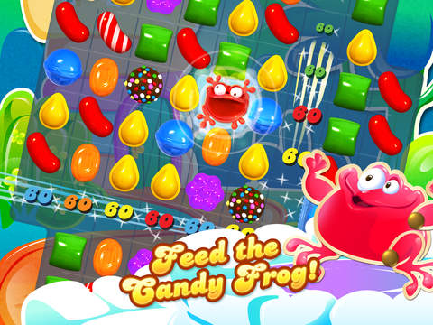 ipad Candy Crush Saga Screenshot 3
