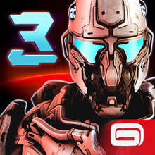 N.O.V.A. 3 - Near Orbit Vanguard Alliance - iOS Store App Ranking and App Store Stats