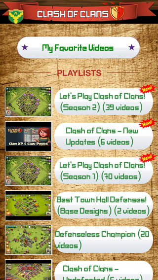 Free Video Guide for Clash Of Clans - Tips Tactics Strategies and Gems Guide