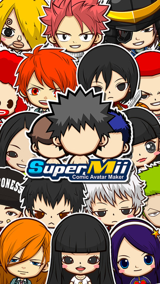 SuperMii——Making own comic avatar let cartoon decorate your life