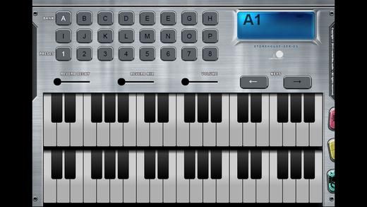 Chord Crate Inter-App Audio IAA Edition - rocket-like.audio