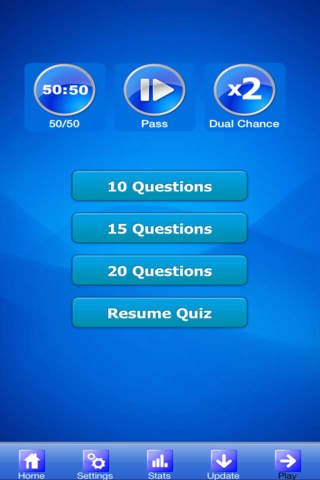 USA History Trivia Game screenshot 2