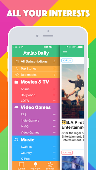 Amino Daily - Community News for your Interests